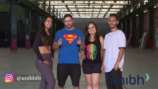 Baixar No Groove   (Pega Pega Pega) - Ivete Sangalo ft. Psirico  - UnibhFit TV  - Coreografia