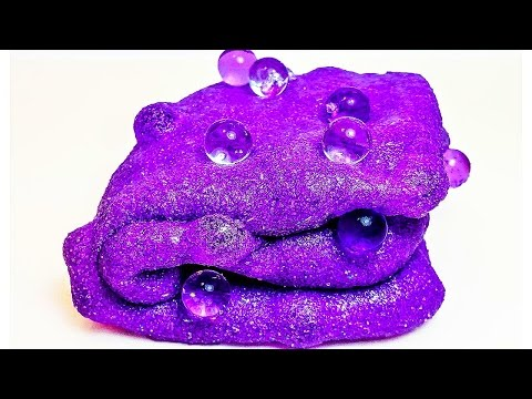 DIY: How to Make GLITTERY KINETIC SAND SLIME with ORBEEZ! from YouTube · Duration:  10 minutes 3 seconds