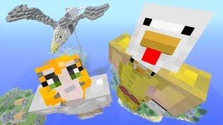 Minecraft Xbox - Ocean Den - Thieving Seagull! (29)