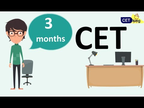 90 days to MBA CET 2018. 3 months plan