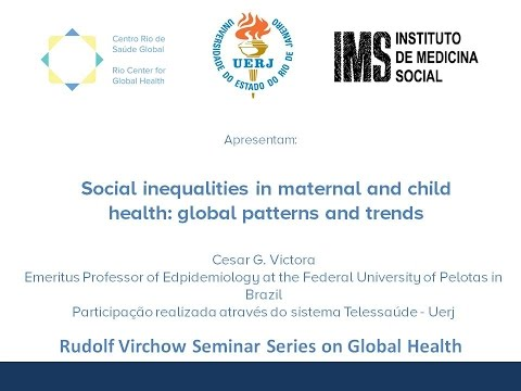 Social inequalities in maternal and child health: global pat