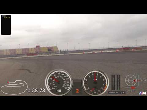 BMW E90 M3 - Auto Club Speedway - 1:44.89