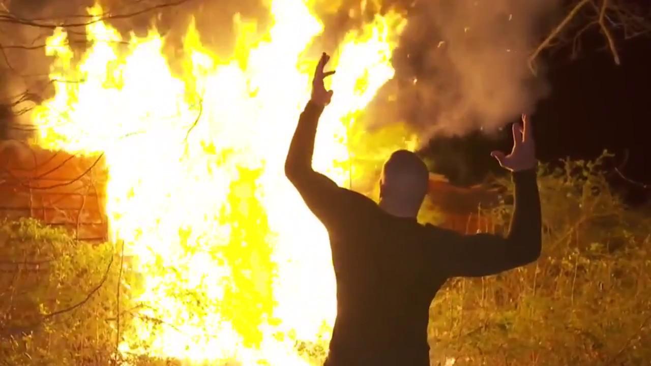 Resultado de imagem para randy orton fires