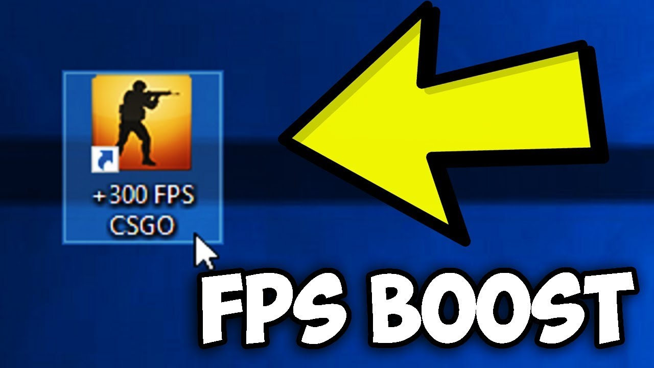 How to get More FPS in CS:GO on a Laptop (2019)