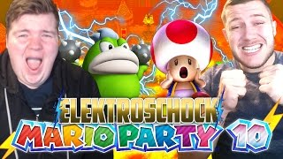 MARIO PARTY 10 : ELEKTROSCHOCKSPASS DES TODES!!  FT. BOGGY