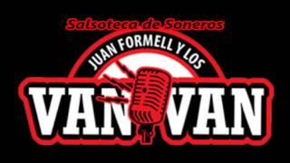 """Juan Formell  y Los Van Van: """"Sandunguera"""" (por encima del nivel)"""