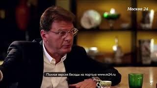 Михаил Куснирович устроился дворником