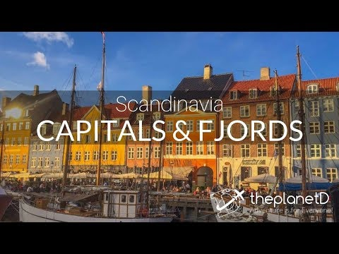 Scandinavia Tours - Capitals and Fjords with Go Ahead Tours