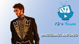 Mi-e foame! Ep. 13 invitat: Magicianul Antonio (cel mai bun pui gorgonzola din sect.3 )