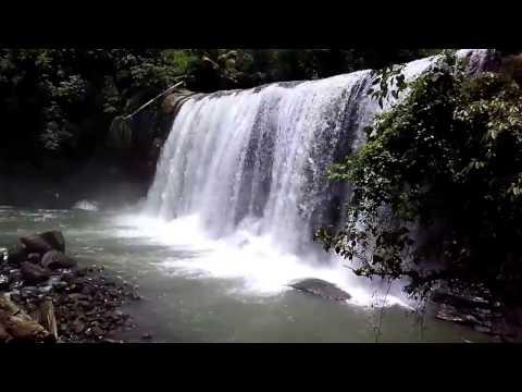 Curtain Falls in Baganga, Davao Oriental