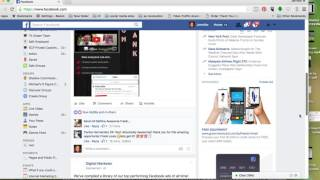 How To Bookmark Facebook Posts