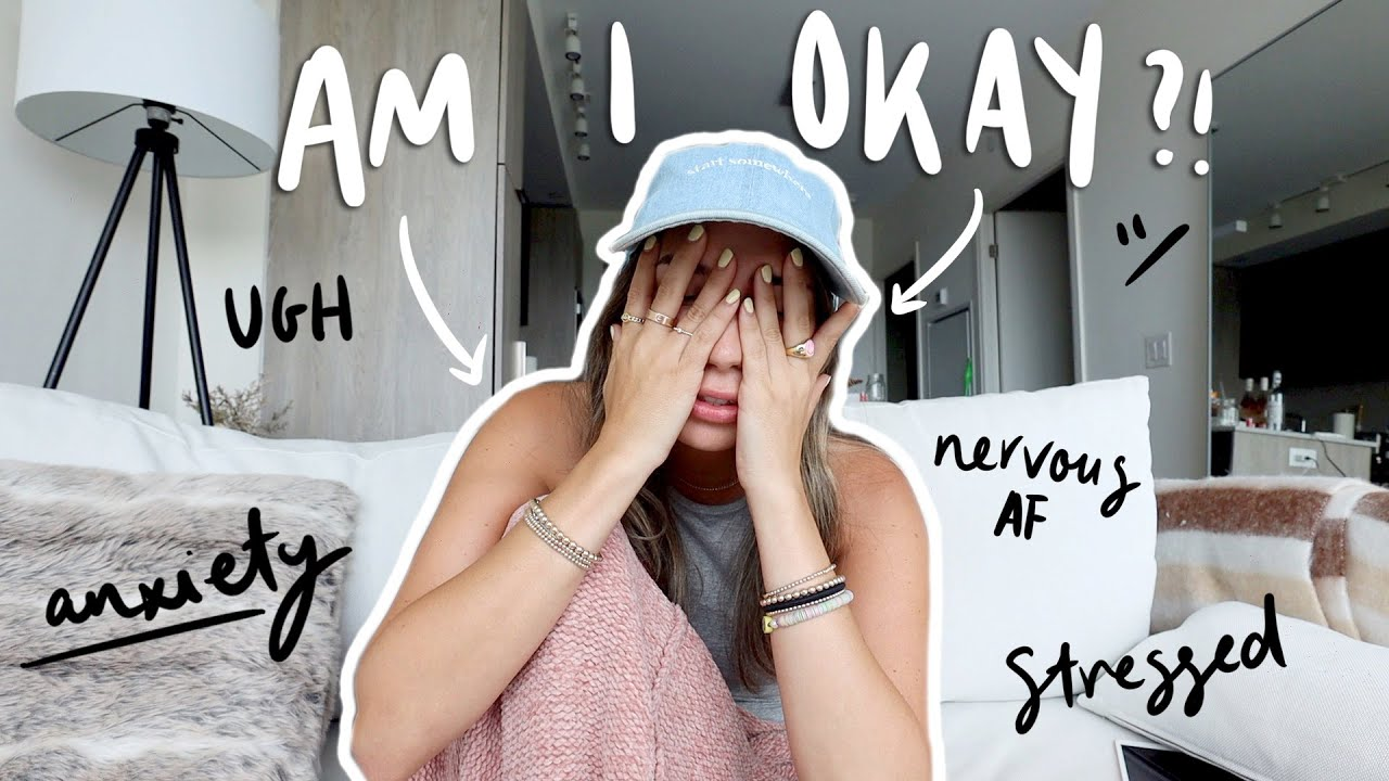 feeling really stressed/nervous/anxious... let's talk about it...