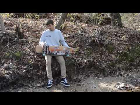 Eastside Longboards Tabor Review