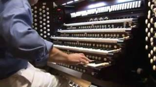 Justin Bischof organ Improvisation at Church of the Heavenly Rest Fifth Avenue NYC
