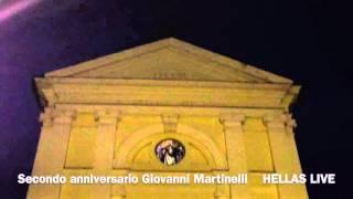 Secondo anniversario Giovanni Martinelli