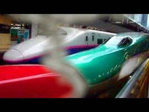 新幹線はやぶさがじこ!?GoGO Thomas アプリゲームで遊ぶよ☆プラレール 電車 こども おもちゃ Milky Kids Toy