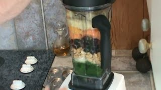Cream Of Wheat And Oatmeal Smoothie