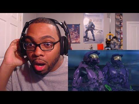 Red vs Blue: Season 9 Episode 1-4 Reaction...