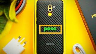 Xiaomi POCO F1 Unboxing and Review || Hi Tech Fans ||