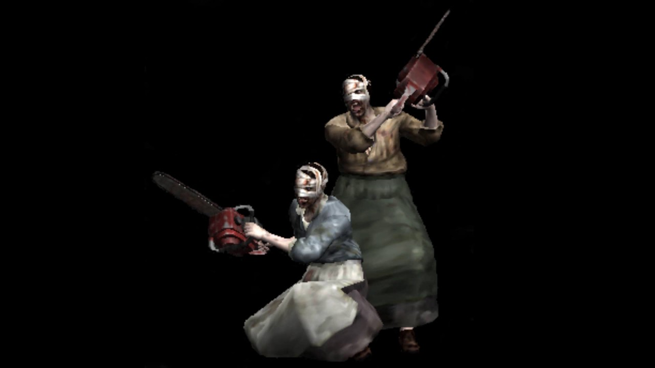 Resident Evil 4 Bella Sisters Sounds Chainsaw Voice ...