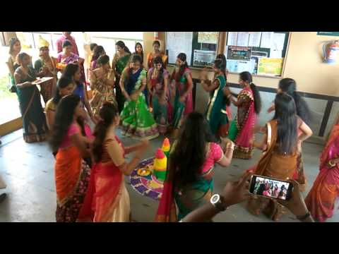 st-martin's-engineering-college-traditional-day-celebrations