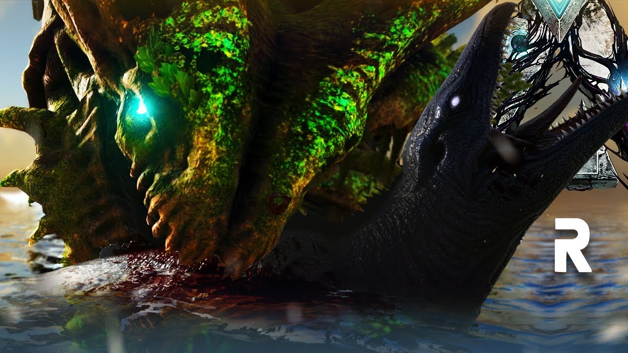 ARK: Titans getting nerfed in the latest PC patch, tweaks, fixes in