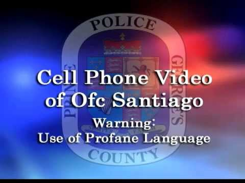 PGPD Releases Video of Officer's Egregious Actions