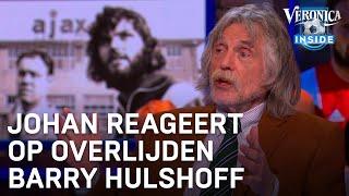 'barry Hulshoff Was Een Waanzinnig Aardige, Lieve Man' | Veronica Inside