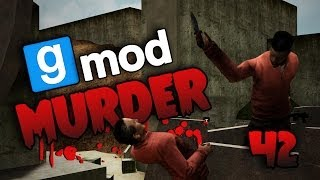 Nanner's Confession EXPOSED! (Gmod Murder #42)
