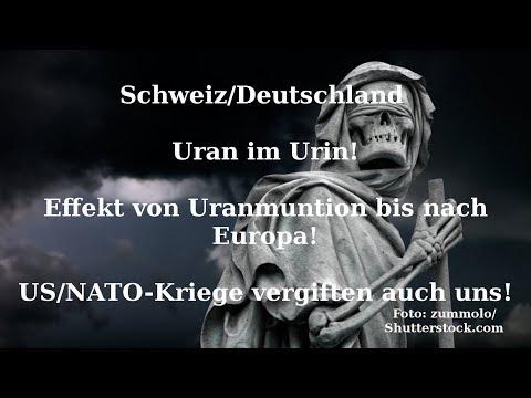 2017: Uranmunition spürbar bis nach Europa! USA/NATO vergiften uns alle!?