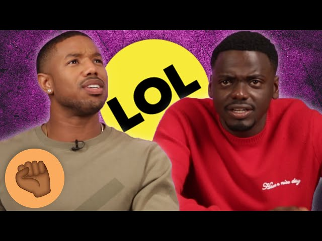 """The Cast Of """"Black Panther"""" Plays Would You Rather"""