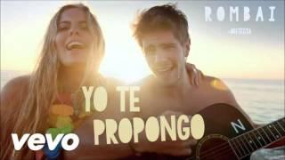 "Yo Te Propongo - Rombai ""Remix"" ( Dj Bruno Vasinger Latin Remix ) mp3"