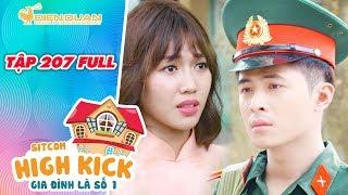 Gia đình là số 1 sitcom| tập 207 full: Kết thúc bất ngờ cho chuyện tình cảm của Đức Mẫn và Diệu Hiền thumbnail
