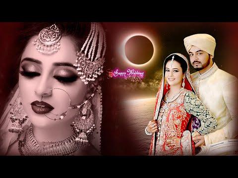 Wedding Album Transparent Page Design In Photoshop CC In Hindi Art Balaghat