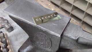 ✔ DiResta Anvil Restoration