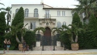 Inside the Versace mansion