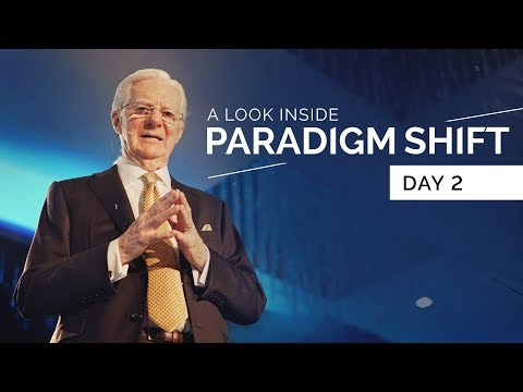 A Look Inside Paradigm Shift   Day 2