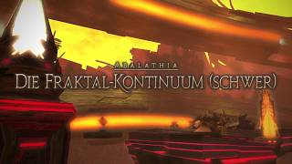 FF14 Fraktal Kontinuum Hard Dungeon Patch 4.2 Ninja POV