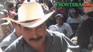 Protestan cientos de pepenadores en Palacio