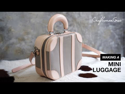 Mini Luggage #LeatherAddict EP65