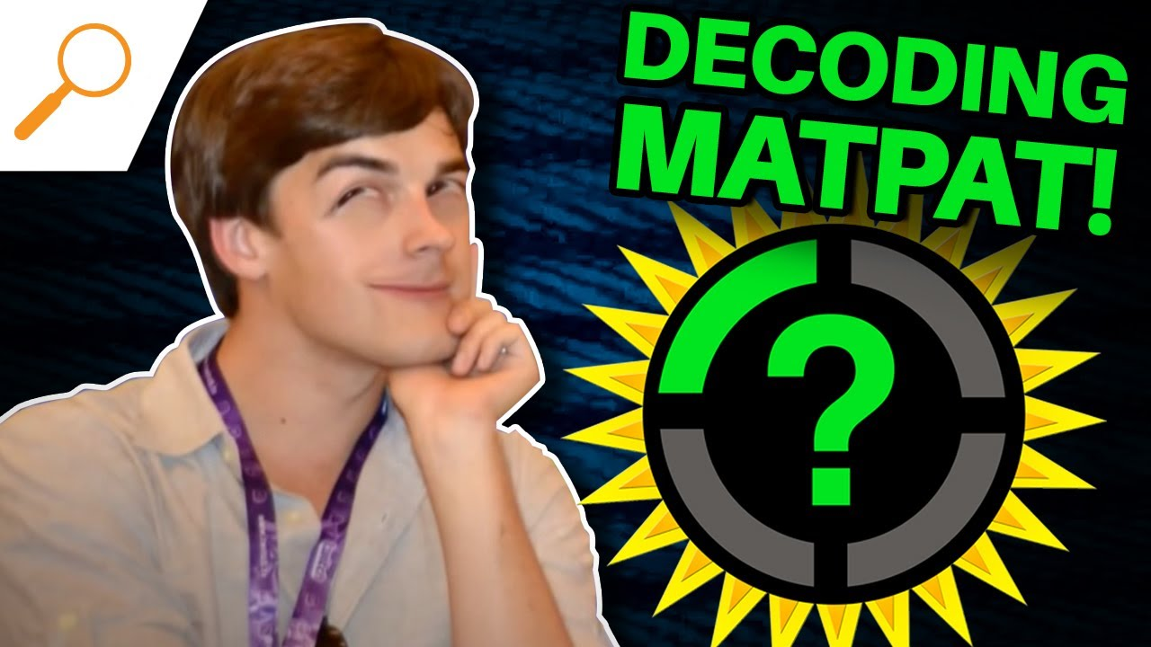 Swankybox the Conquered Theory Game Breakdown - Theorists Matpat Youtube Youtube How