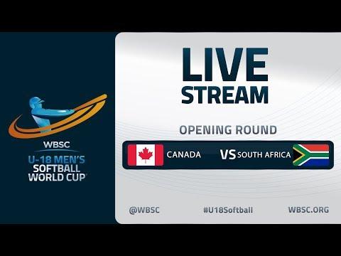 Czech Republic v Australia - U-18 Men's Softball World Cup 2020 - Opening Round