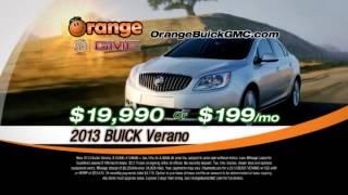 Orange Buick GMC - New Buick Verano