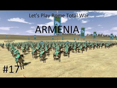 Let's Play Rome Total War as Armenia Part 17