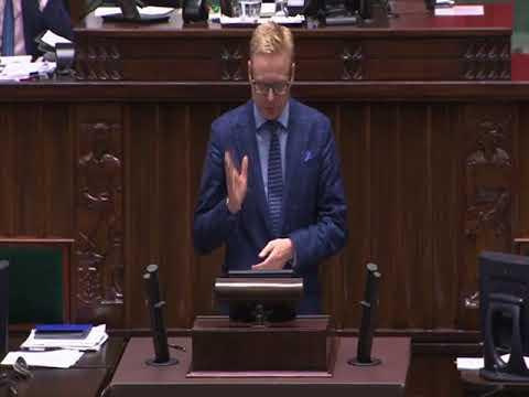 Michał Stasiński – wystąpienie z 23 listopada 2017 r.