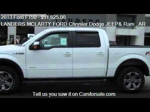 2013 Ford F150 4wd Fx4 For Sale In Bentonville Ar 72712 Youtube
