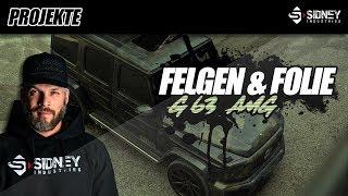 Felgen & Design für die G-Klasse | Mercedes G63 AMG (2019) | Sidney Industries