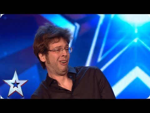 Lynch and Taco - Hand Fart Guy On 'Britain's Got Talent'