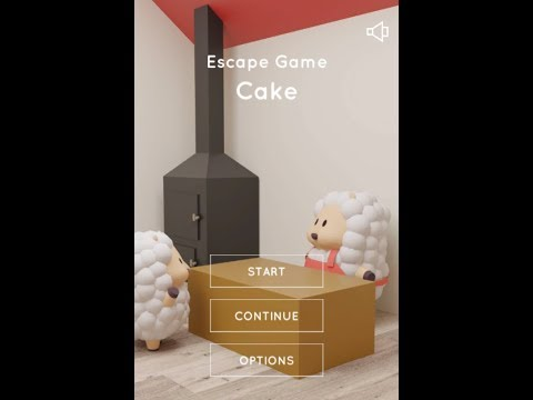 Escape Game: Cake Walkthrough [Nicolet]