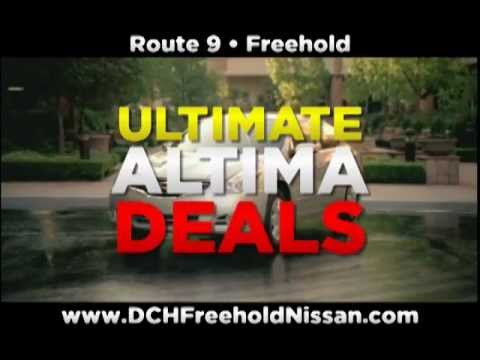 DCH Freehold Nissan - Columbus Day